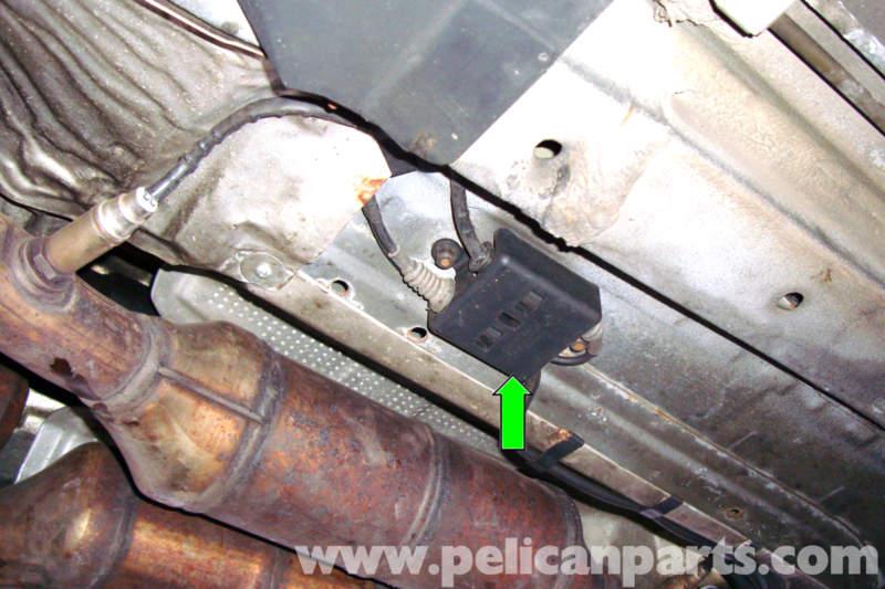 bmw e39 5 series exhaust system replacement 1997 2003 525i, 528i E39 528I Smashing