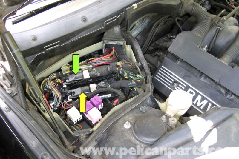 101 Projects 43 Tranny Removal in addition E36 Radio additionally M52 Engine Diagram additionally E36 Tranny Fluid Auto further Bmw Secondary Air System Fault Code Diagnosing How To Diy Obd Ii. on 1997 bmw e34 fuse box diagram