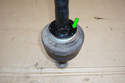 You cannot separate the outer CV joint as it is built on to the shaft but you can repack the joint with special CV joint grease that is provided with your boot kit.