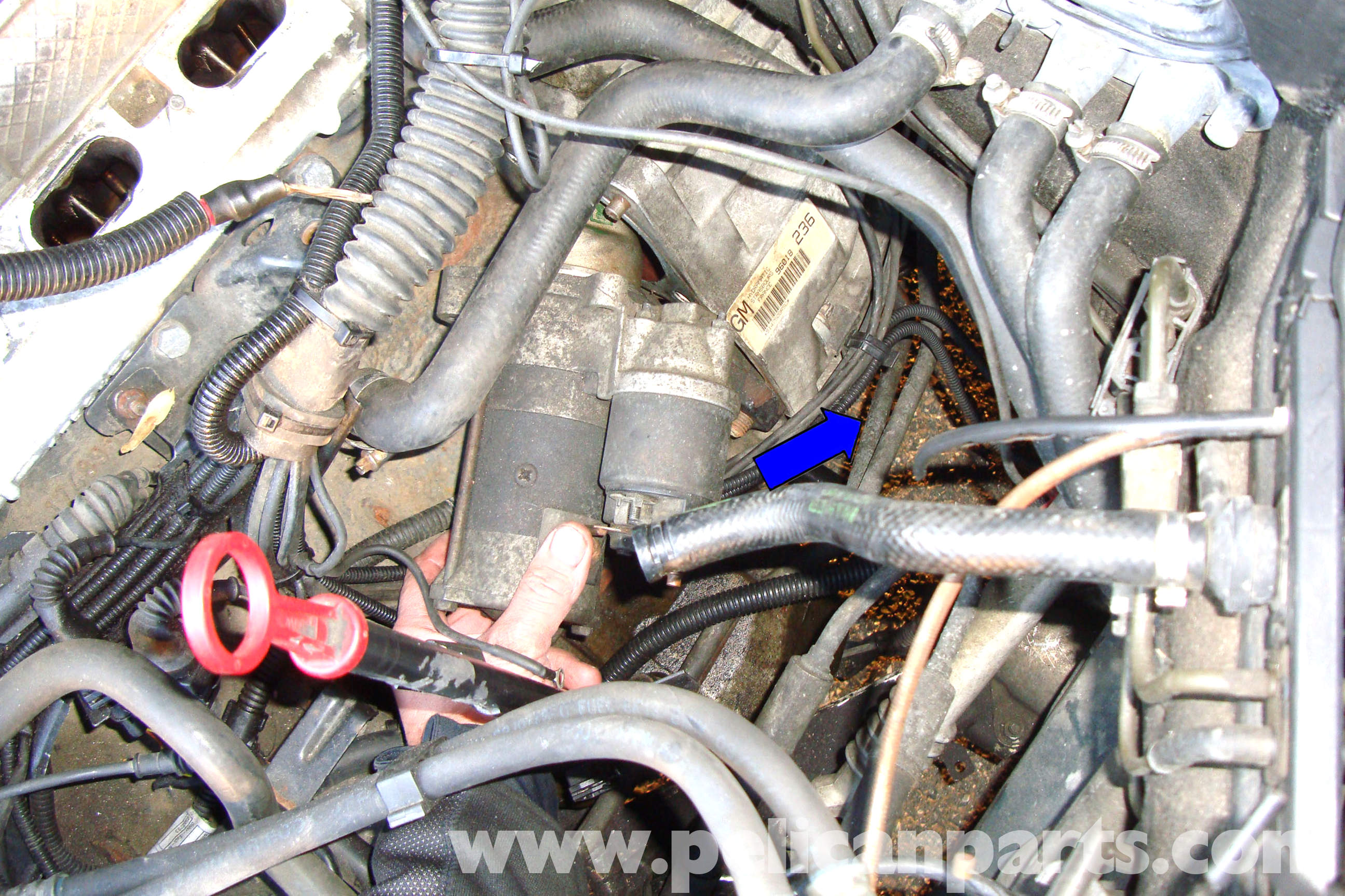 bmw e39 5 series starter replacement 1997 2003 525i 528i 530i large image extra large image