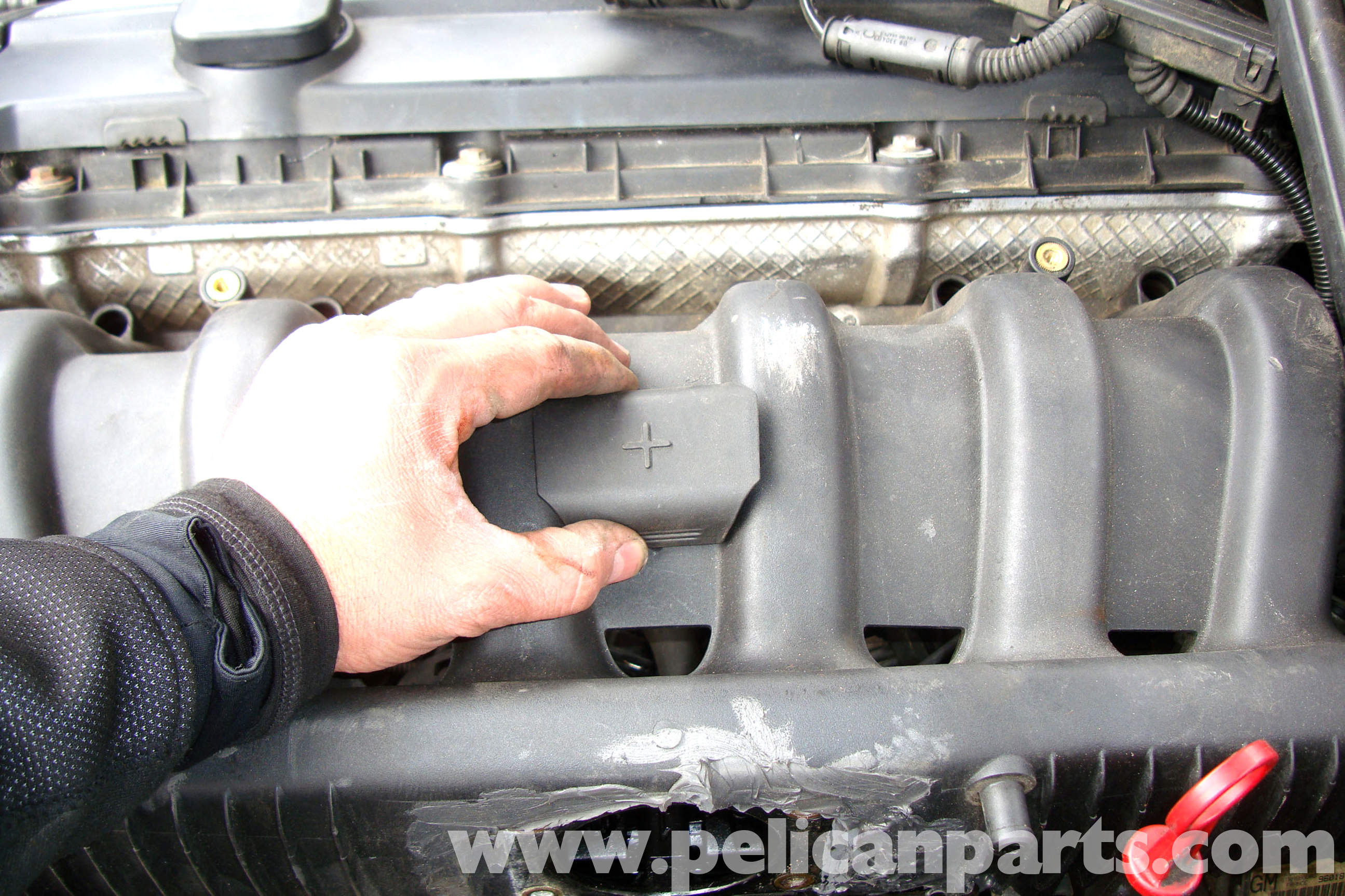 bmw e39 530d intake manifold removal