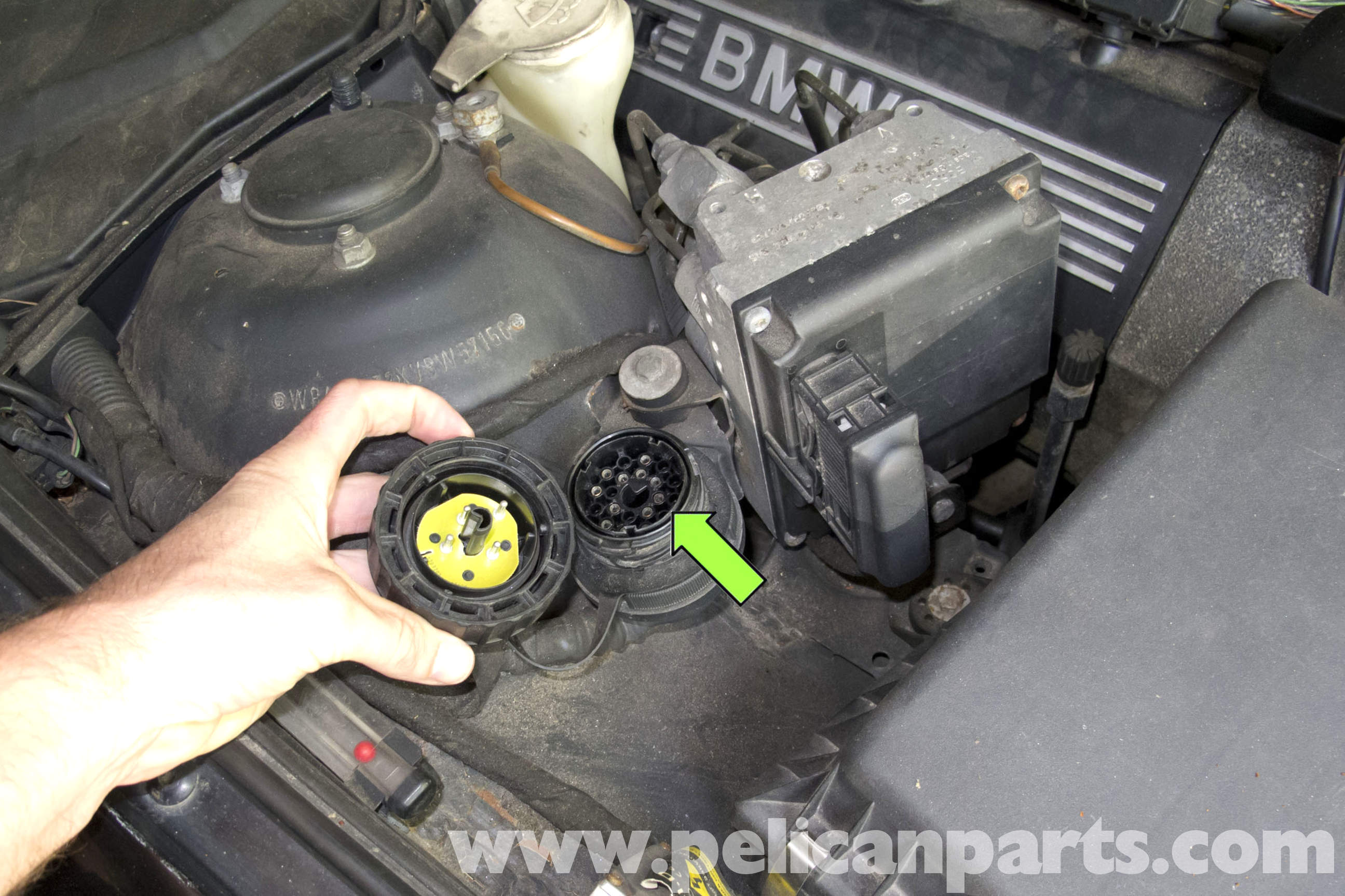 Bmw E39 5 Series Reading Fault Codes 1997 2003 525i