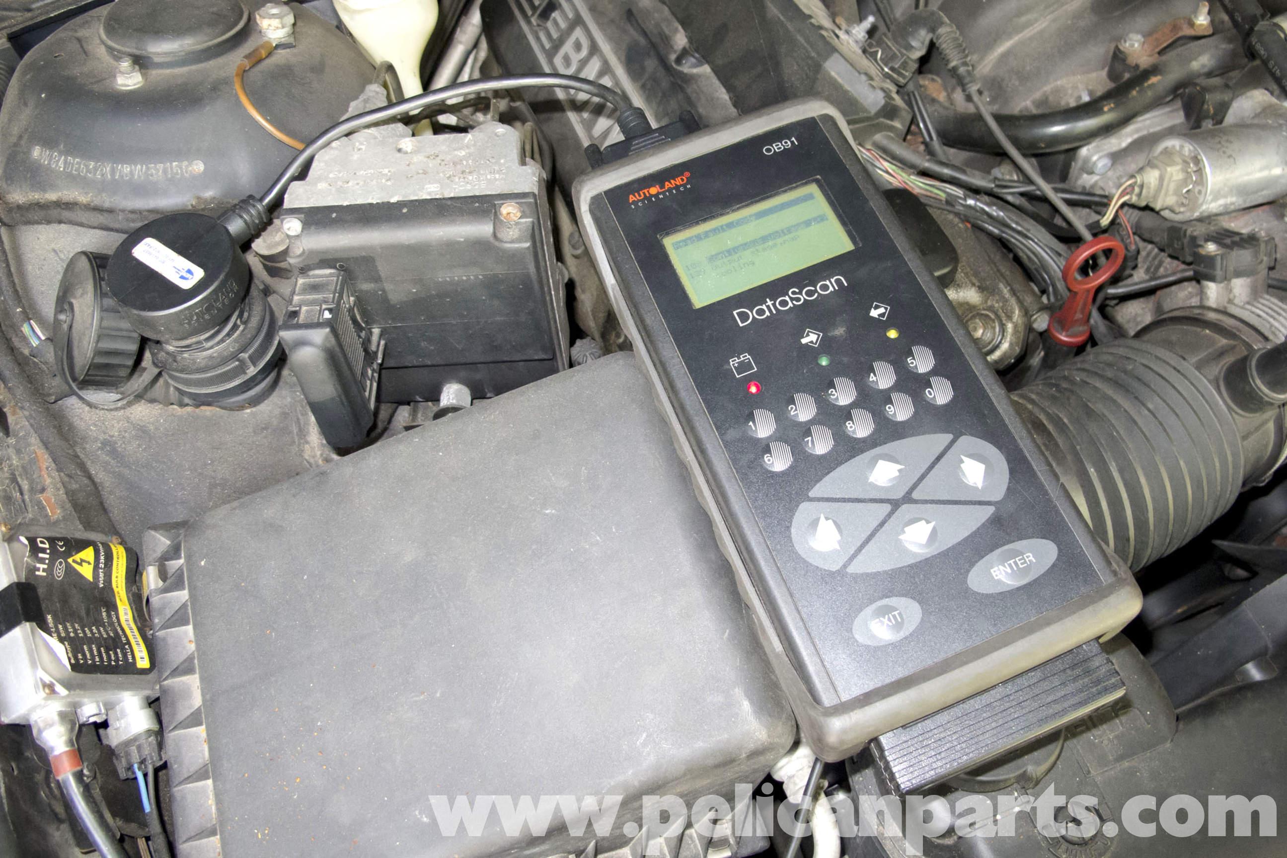 Pic on Bmw E39 540i Engine