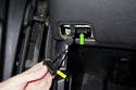 Early BMW E39 models have two data link connectors (DLCs) to connect a scan tool to.