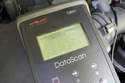 Follow directions supplied with the scan tool to interrogate the ECM fault memory.
