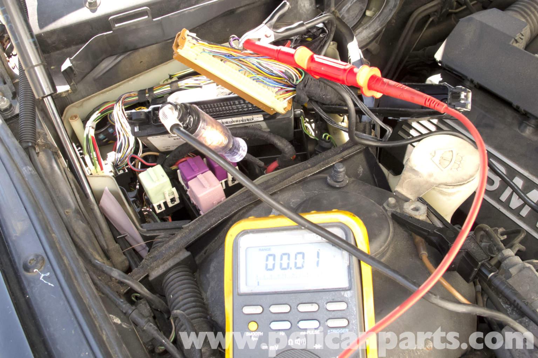 Bmw E39 5 Series Transmission Fail Safe 1997 2003 525i 528i 530i Find Wiring Diagram For Air Bag Large Image