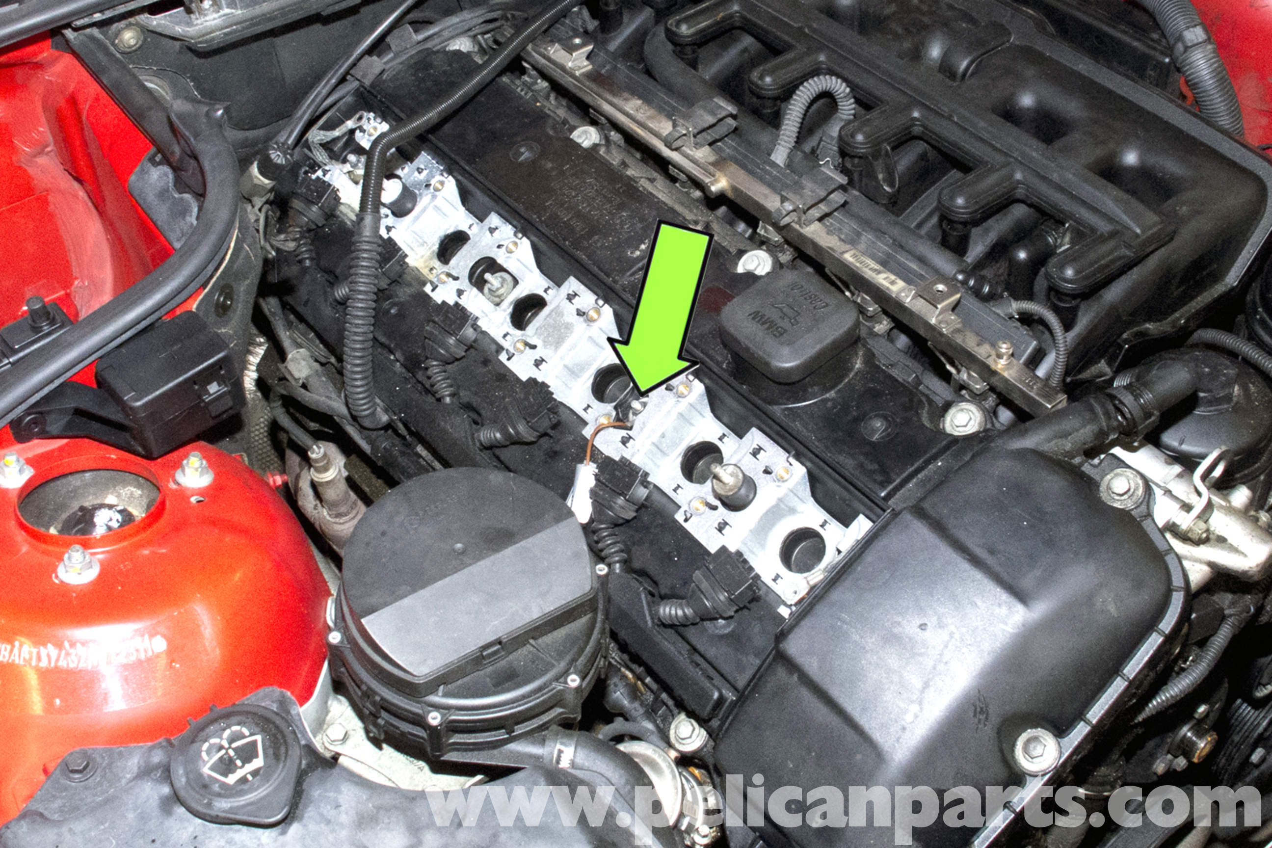 Bmw 740i Engine Diagram Another Blog About Wiring 7 Series Fuse Box E39 5 Valve Cover Gasket Removal 1997 2003 1998 740il