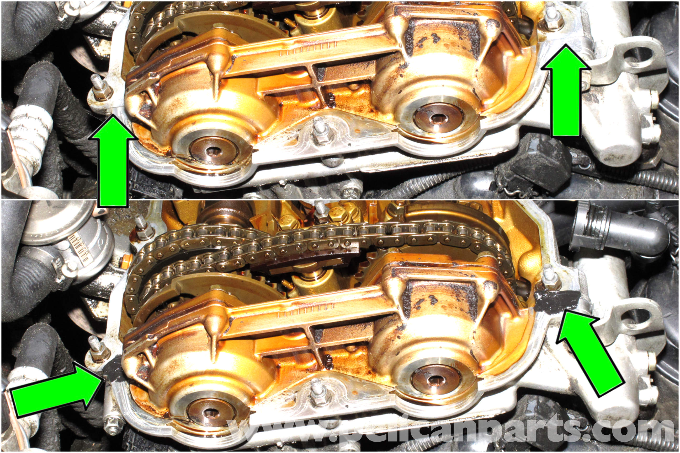 1996 Geo Metro Engine Diagram Bmw E39 5 Series Valve Cover Gasket Removal 1997 2003 525i 528i Large Image Extra