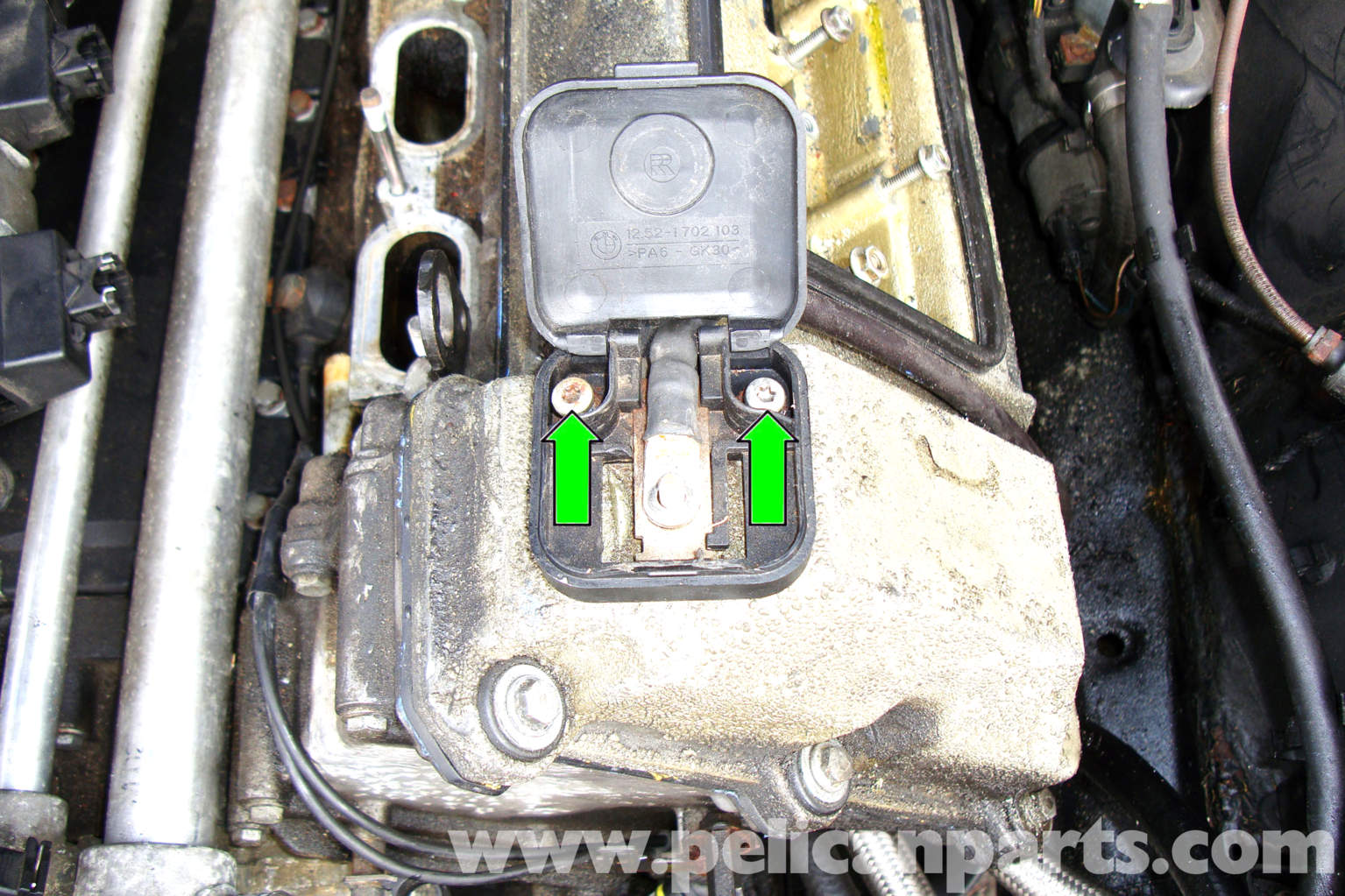 bmw 740il engine wiring harness    bmw    e39 5 series valve cover gasket removal 1997 2003     bmw    e39 5 series valve cover gasket removal 1997 2003