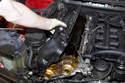 6-Cylinder Engine - Lift valve cover off cylinder head.