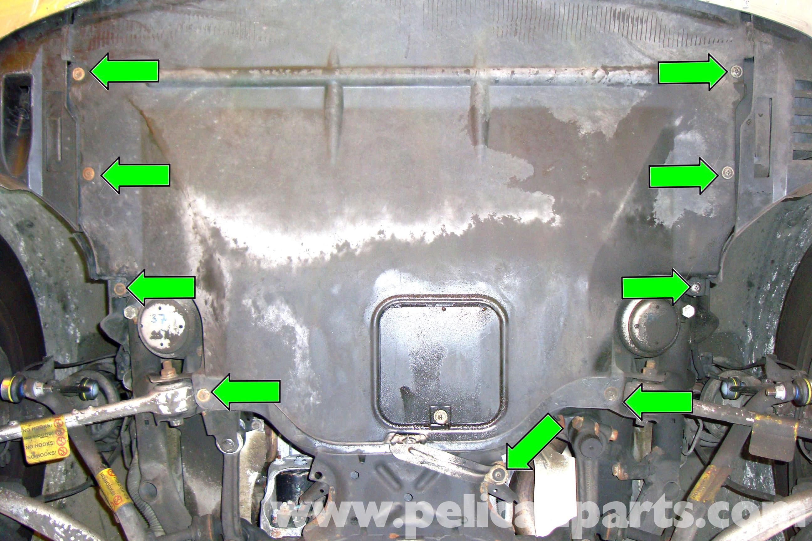 Car Engine Bottom Cover