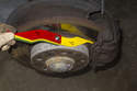 It is also a good idea to measure your brake pads.