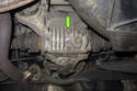 To check your differential fluid.