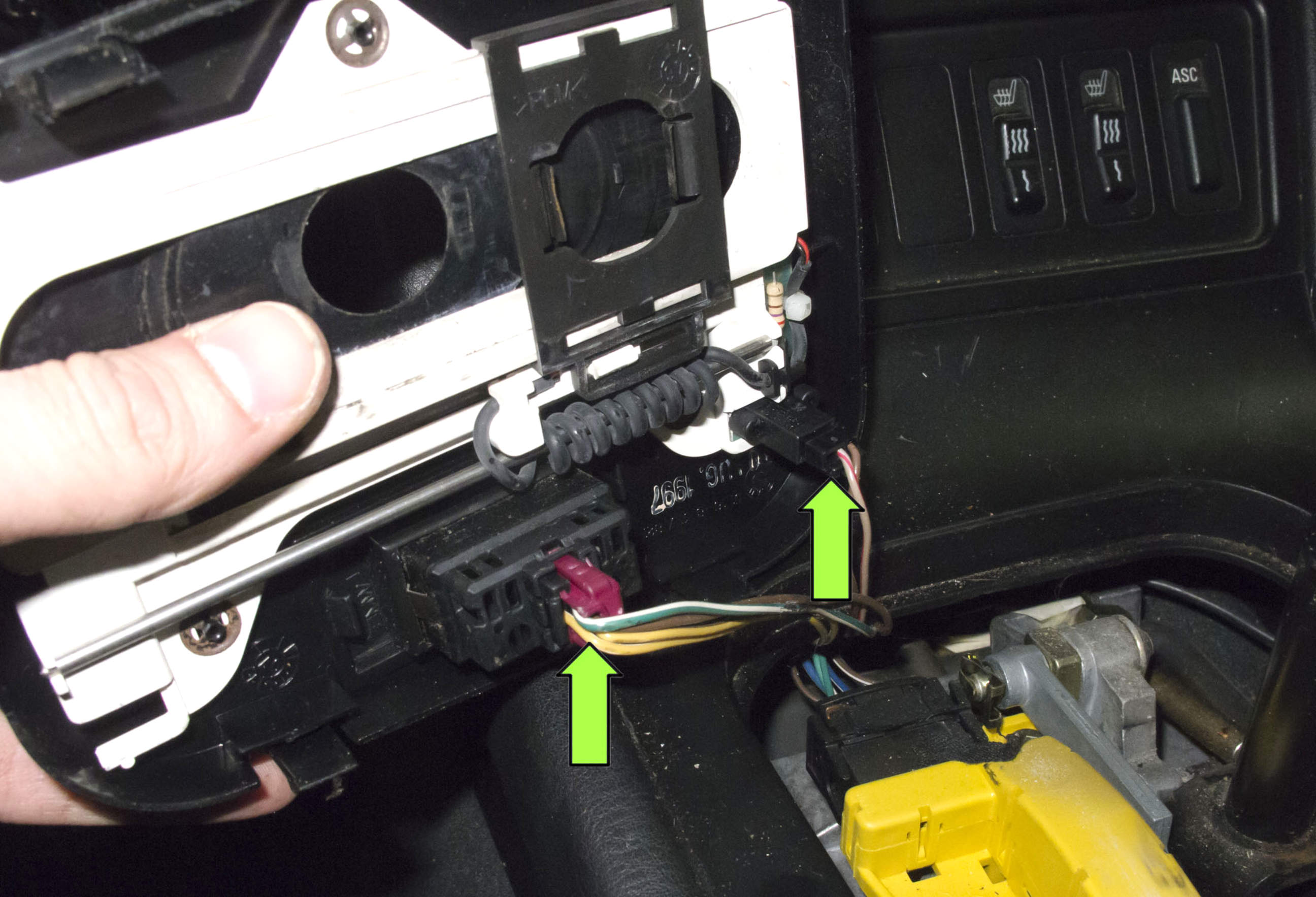 Bmw Z3 Automatic Transmission Range Switch Replacement