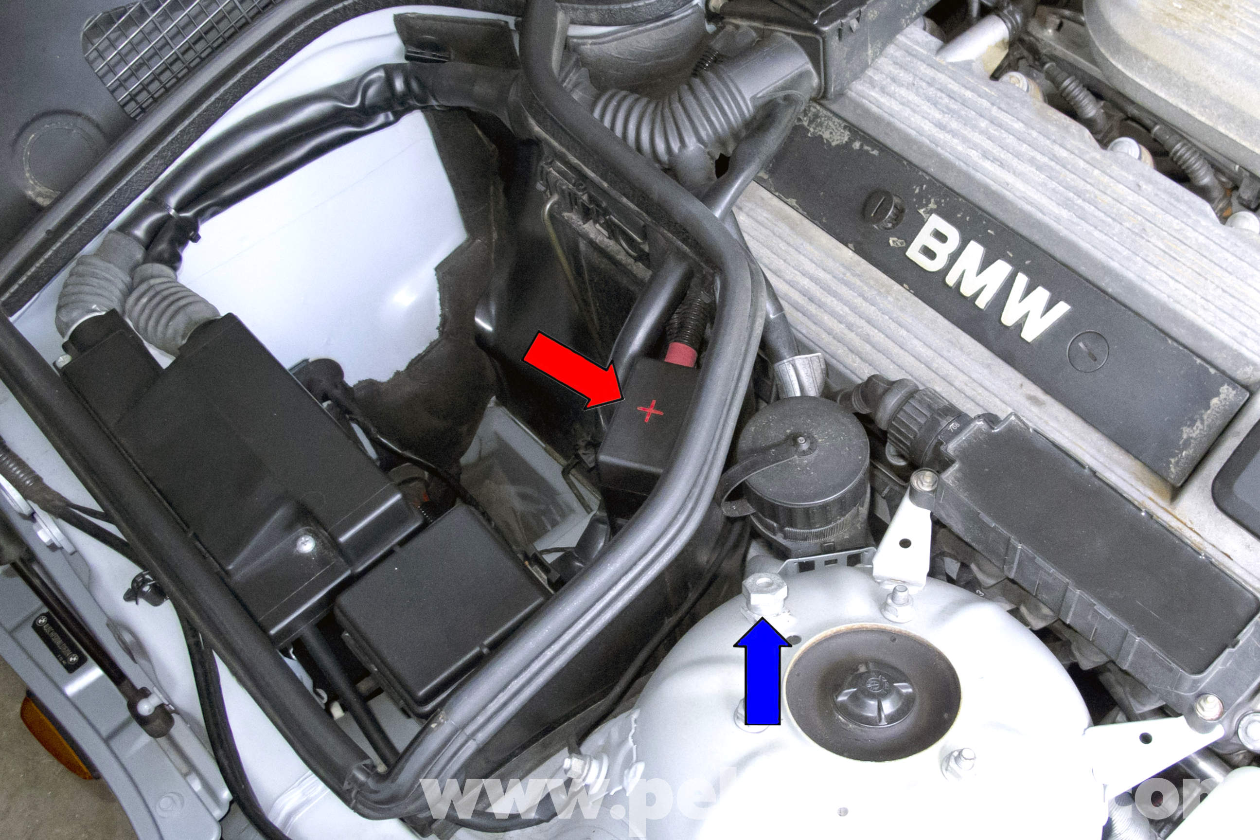 2001 bmw z3 battery replacement