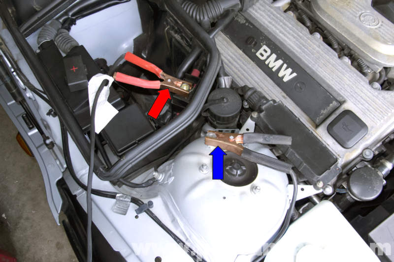 98 Z3 Trunk Locked