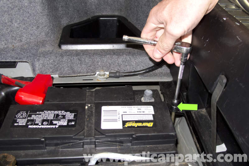 Bmw Z3 Battery Replacement And Connection Notes 1996
