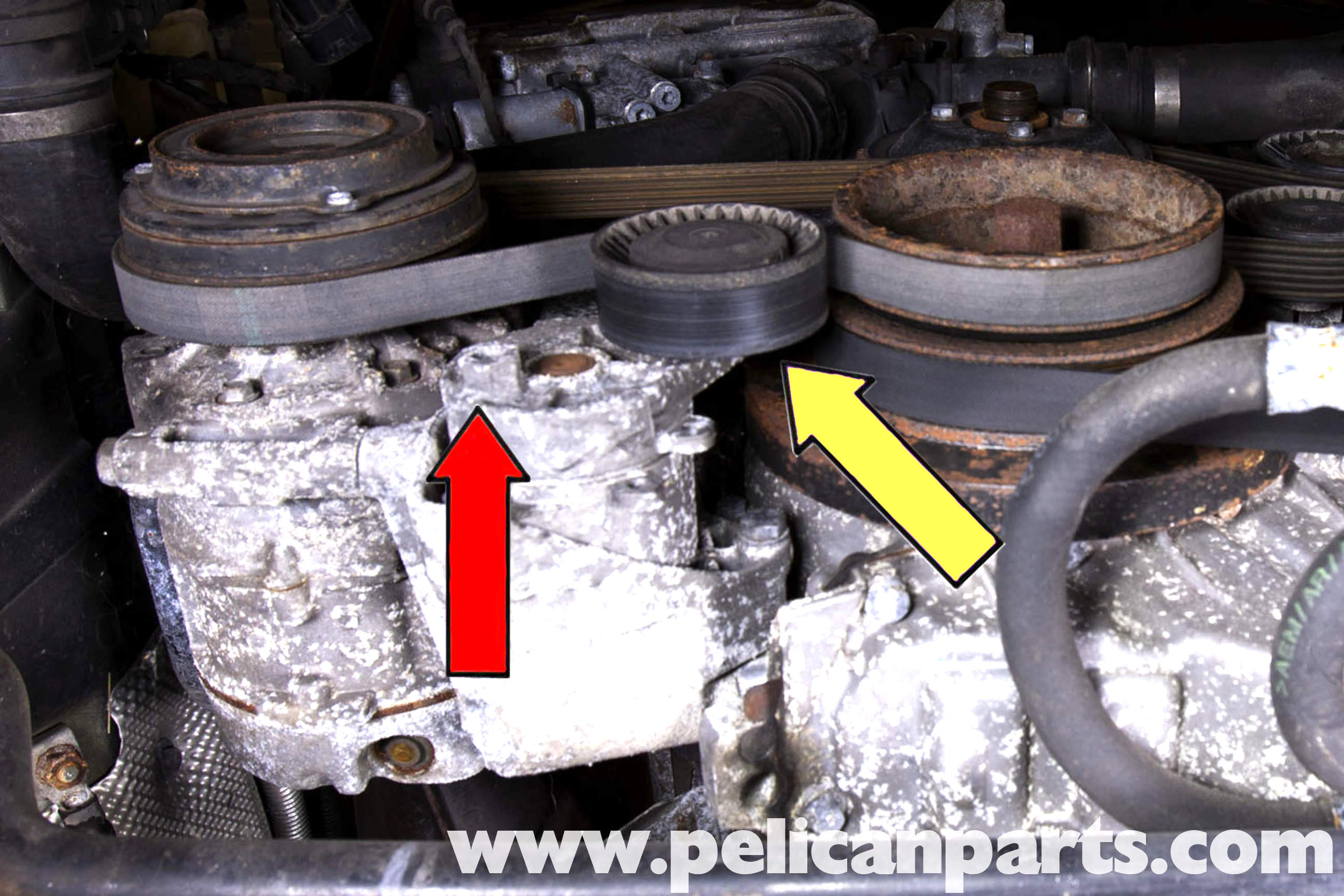 Bmw Z3 Drive Belt Replacement