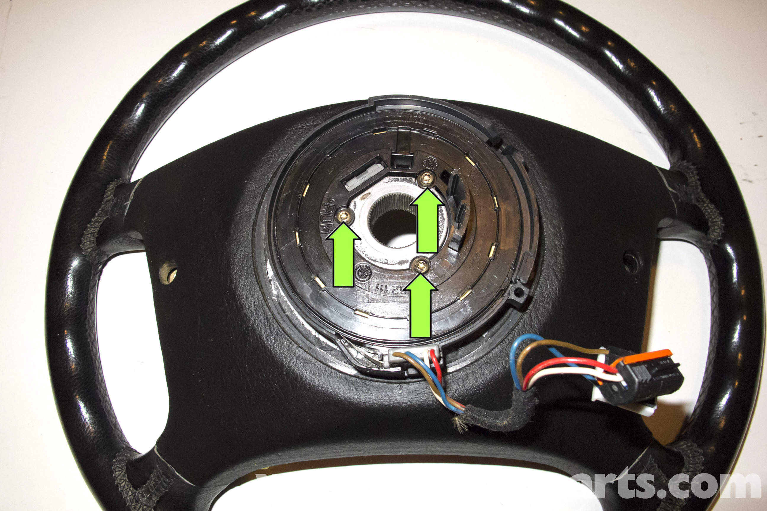 BMW Steering Wheel Cover >> BMW Z3 Steering Wheel Removal and Replacement | 1996-2002 ...