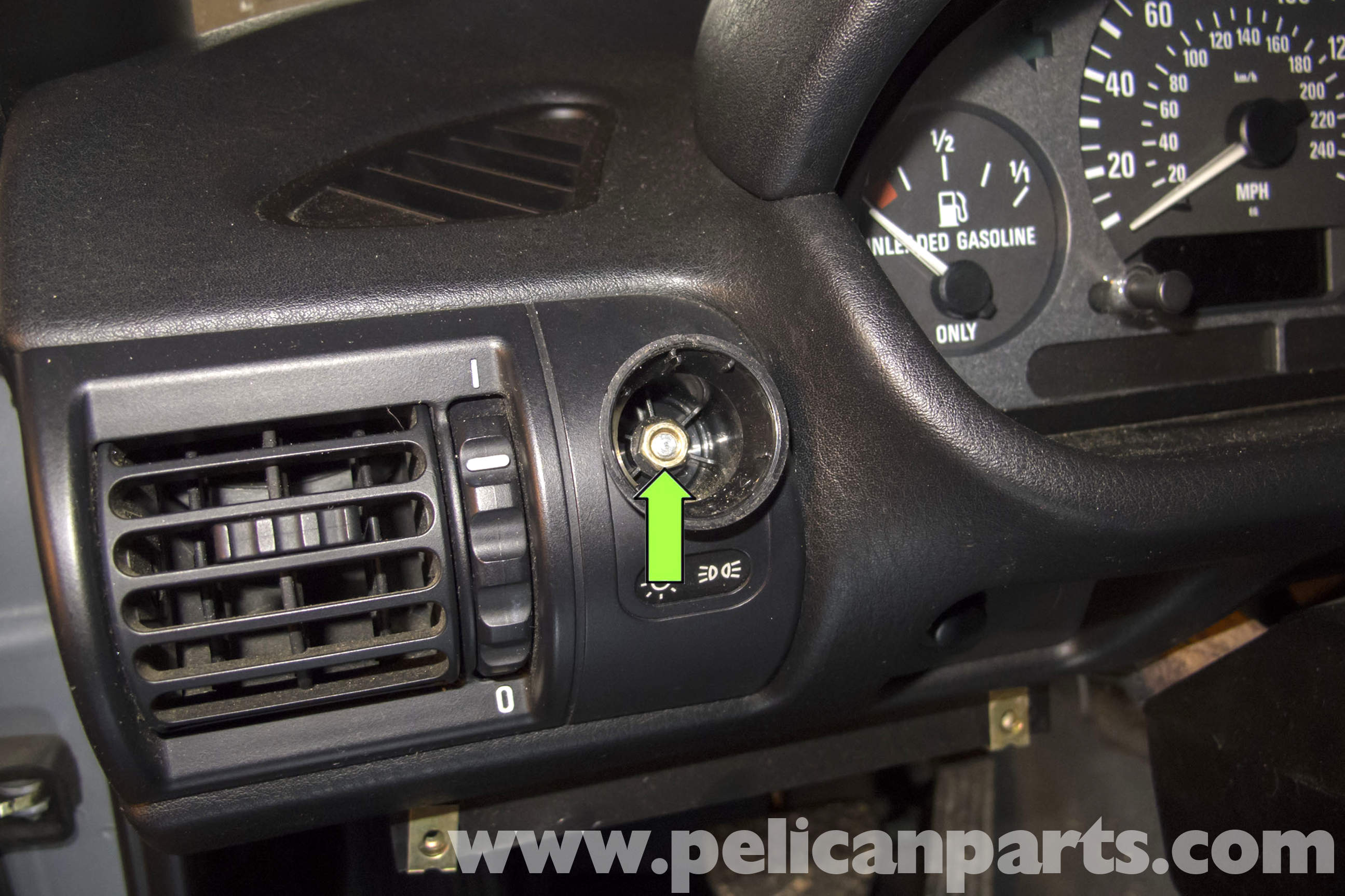Bmw Z3 Headlight Switch Replacement 1996 2002 Pelican