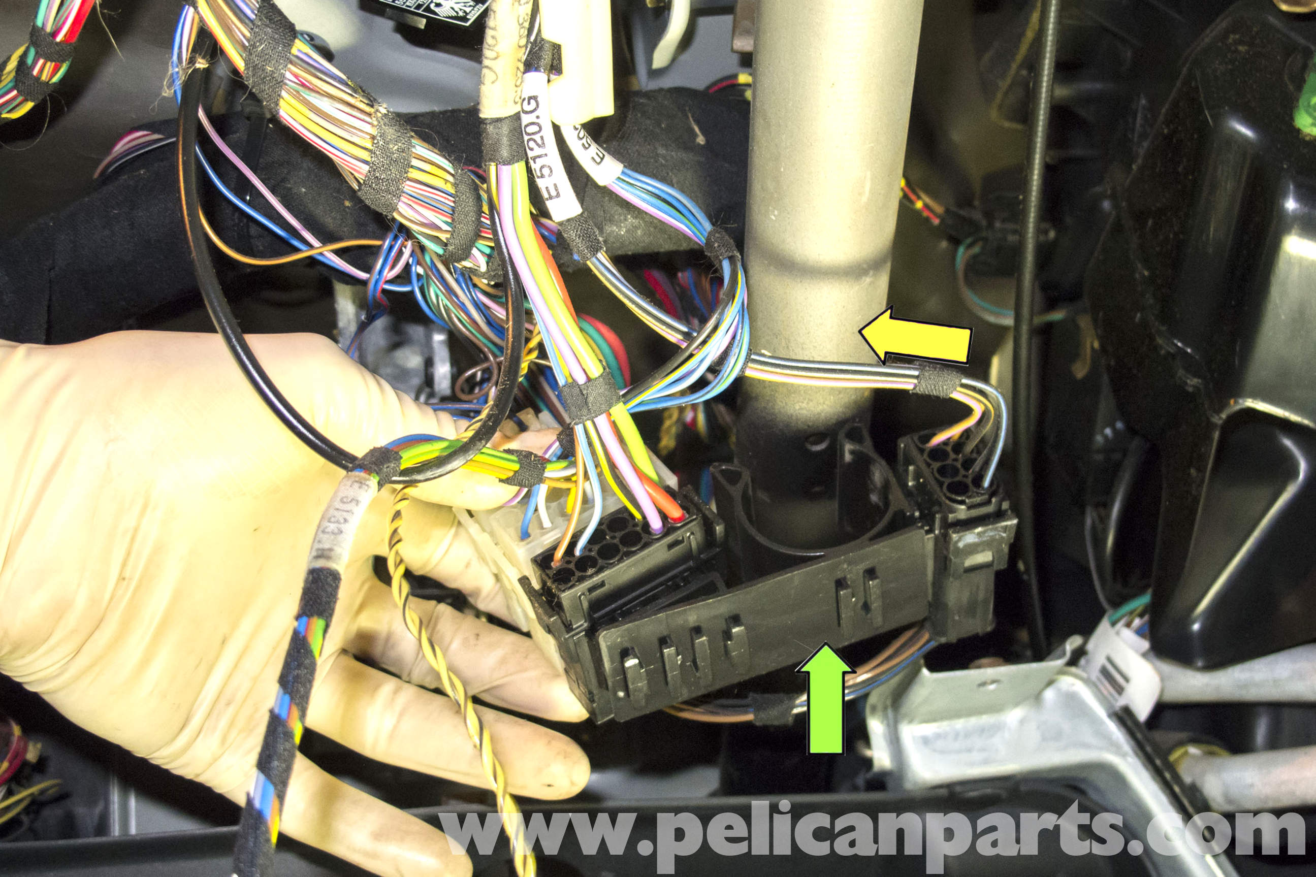 Bmw Z3 Steering Column Switch Replacement 1996 2002 Pelican Wiring Of 12 Volt 2speed Wiper Steeringcolumnmounted Large Image