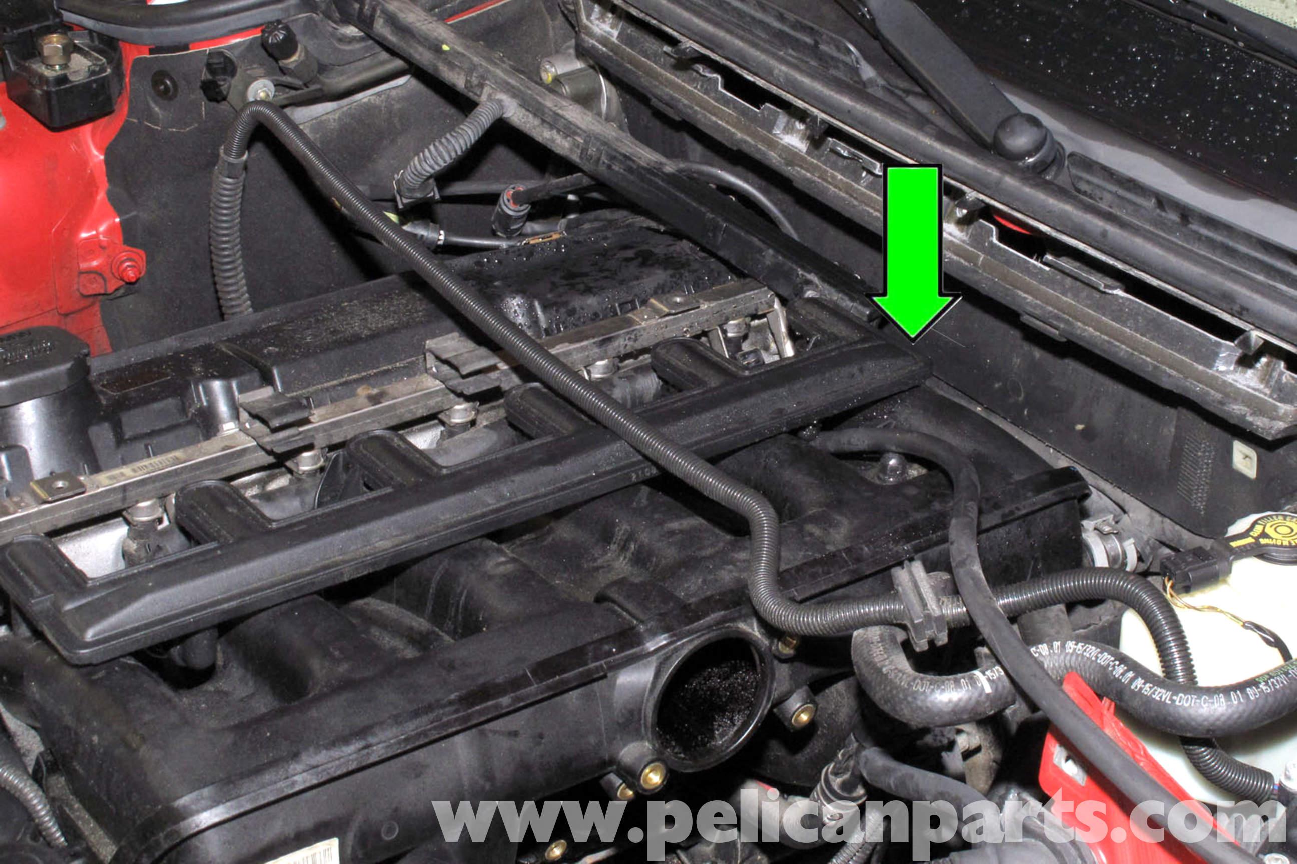 BMW Z3 Fuel Injector Replacement | 1996-2002 | Pelican Parts DIY  Maintenance ArticlePelican Parts