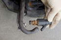 Then pull fuel injector straight out of fuel rail.