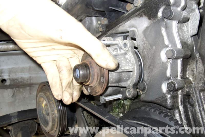 Bmw Z3 Water Pump Replacement 1996 2002 Pelican Parts