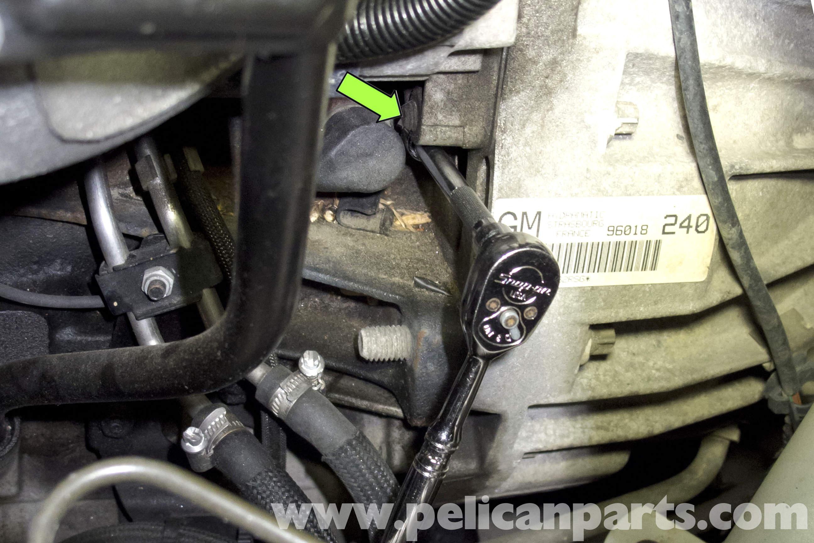 Bmw Z3 Crankshaft Sensor Replacement