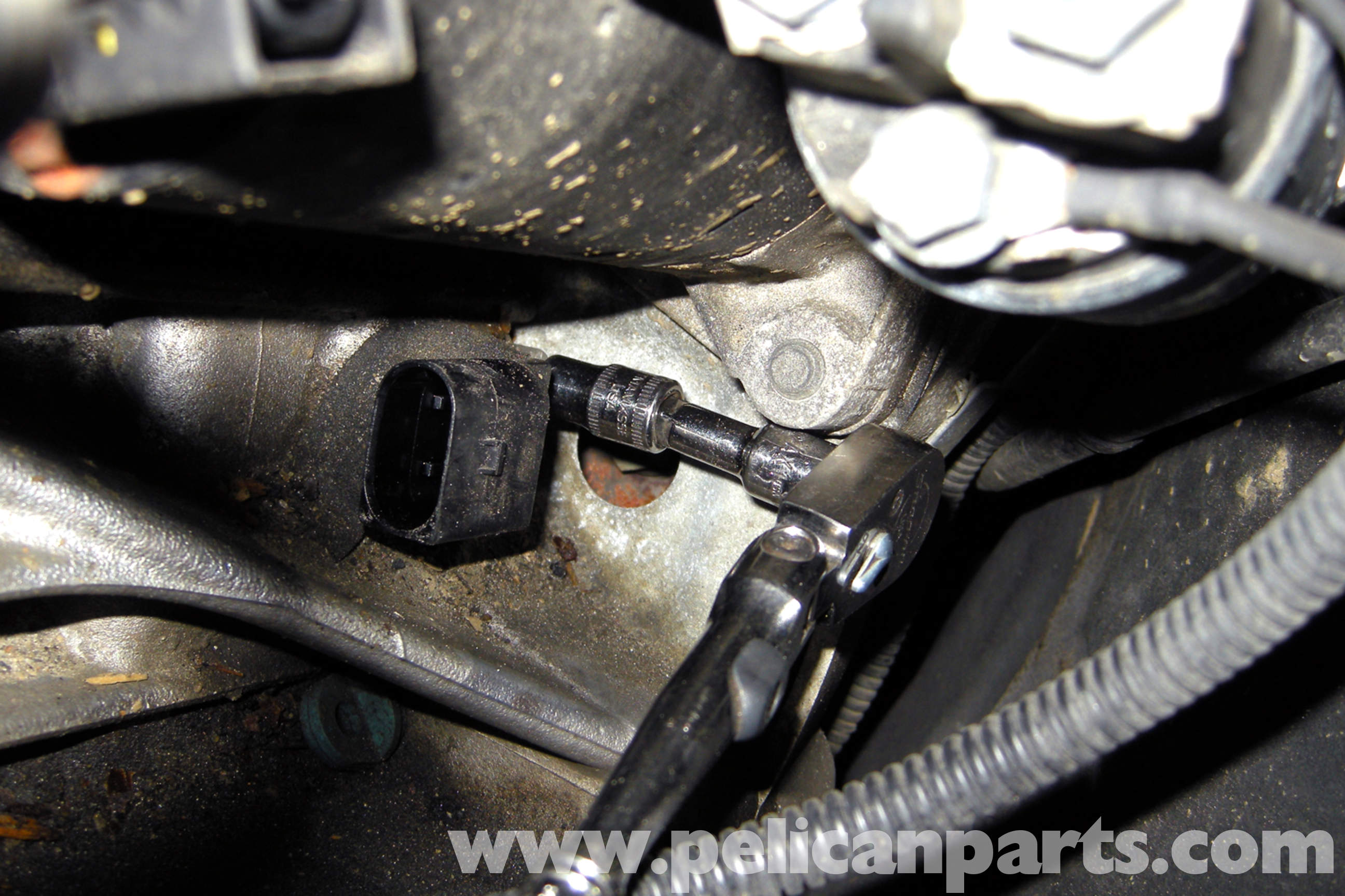 Bmw Z3 Crankshaft Sensor Replacement Z3 1996 2002