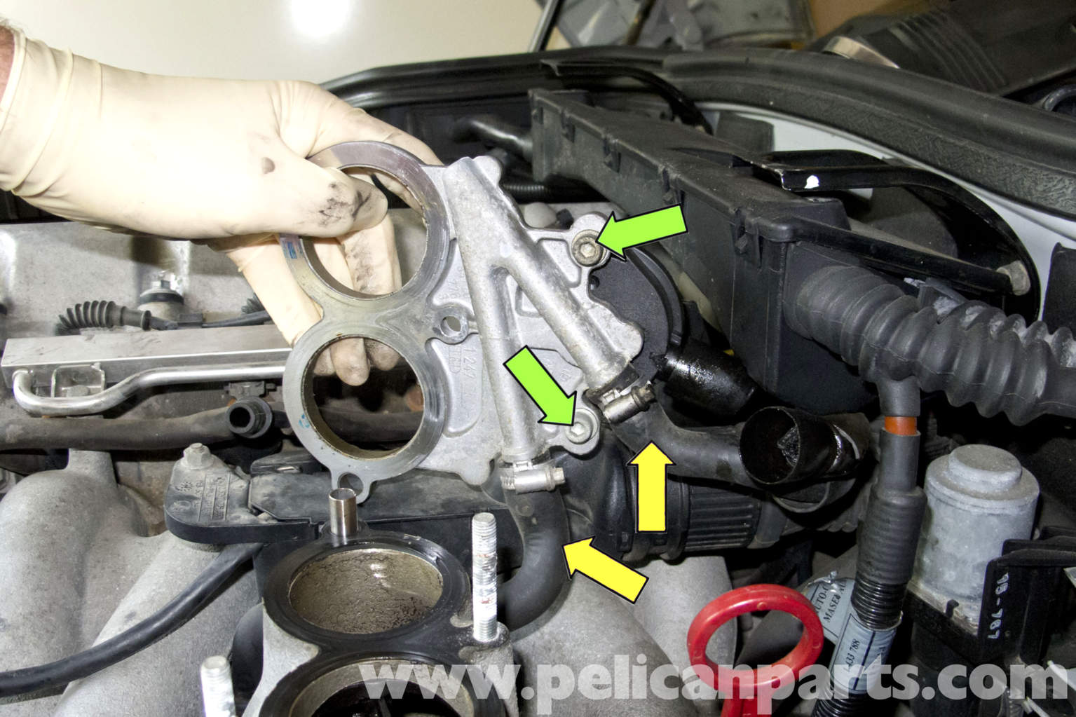 Bmw Z3 Crankcase Breather Valve Replacement 1996 2002
