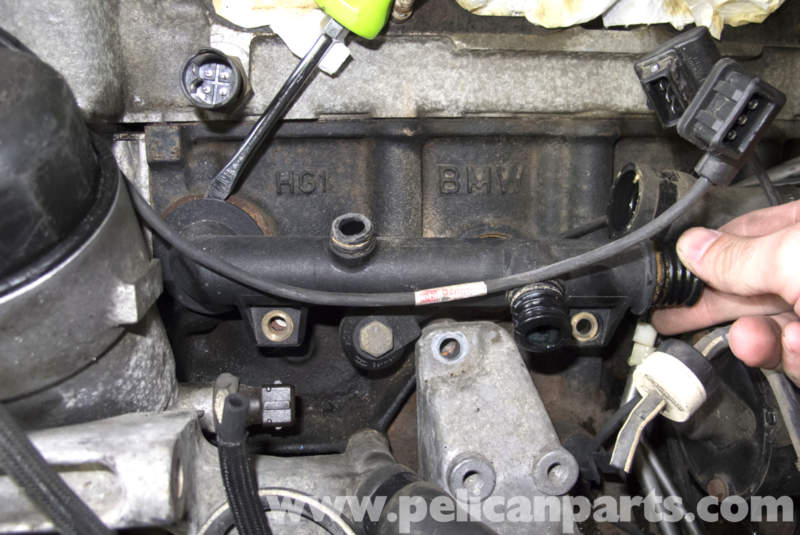 Bmw Z3 Coolant Pipes Replacement