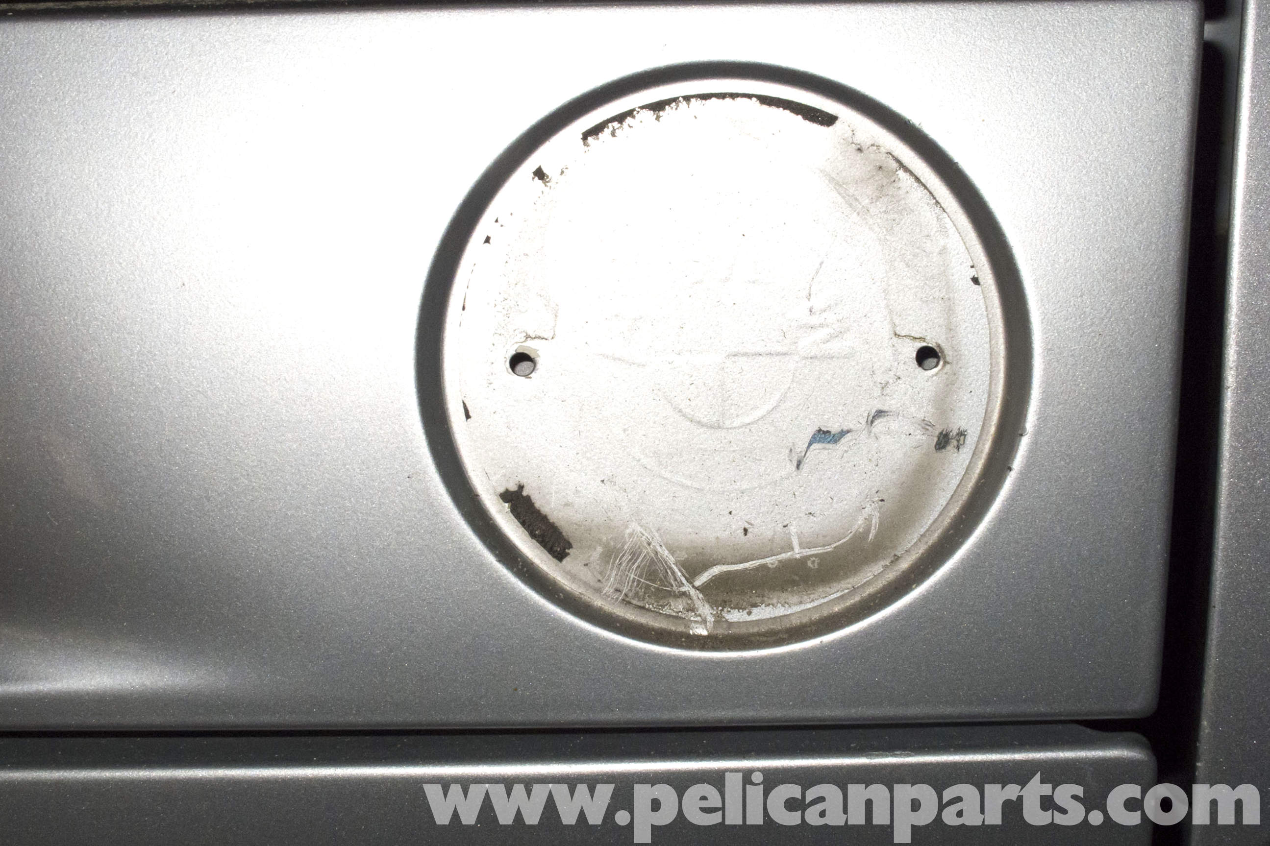 Bmw Z3 Front And Side Emblem Replacement 1996 2002
