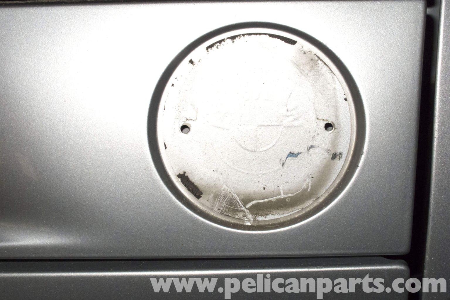 Bmw Z3 Front And Side Emblem Replacement 1996 2002 Pelican Parts Diy Maintenance Article