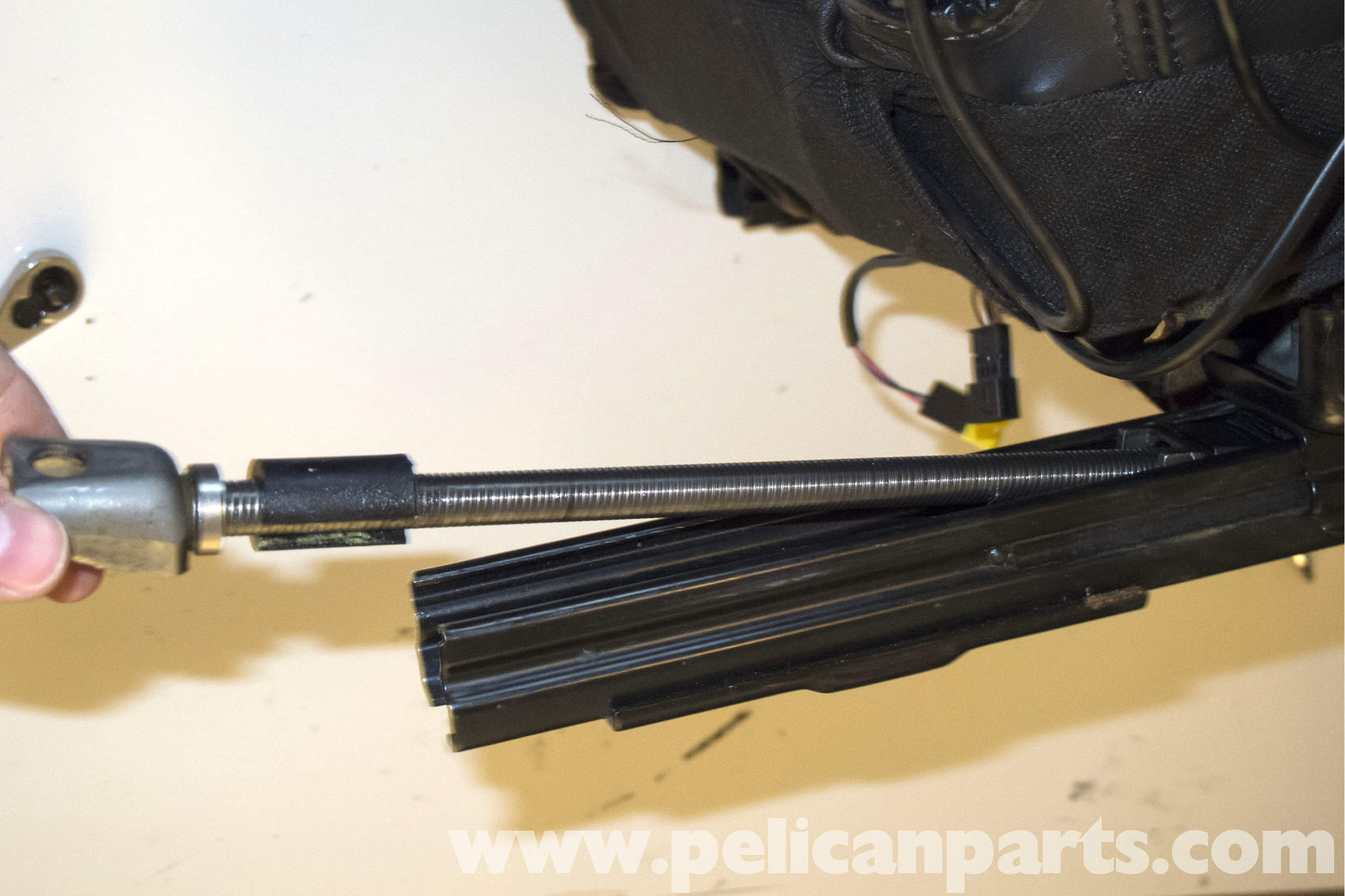 Bmw Z3 Seat Rail Bushing Replacement 1996 2002 Pelican