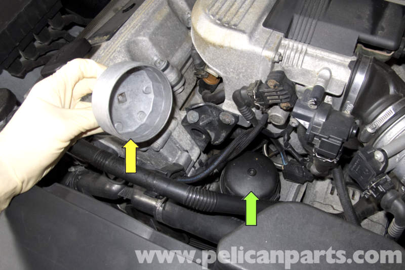 Bmw Z3 Oil Change 1996 2002 Pelican Parts Diy