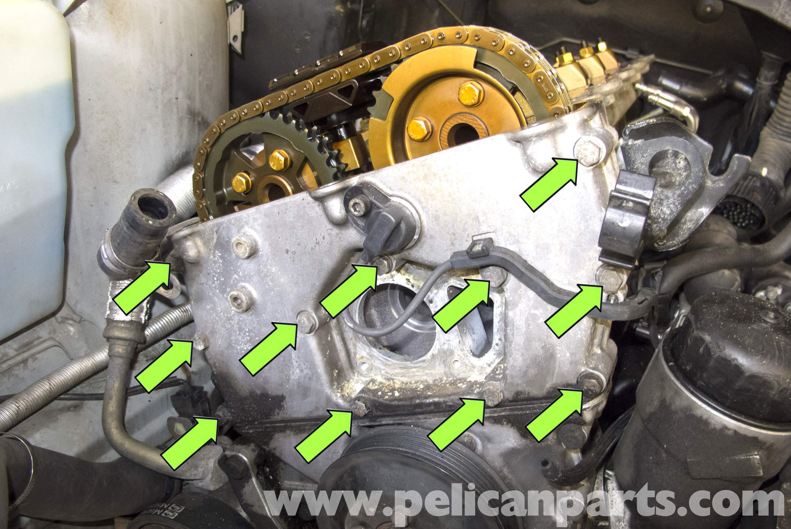 BMW Z3 Head Gasket Replacement | 1996-2002 | Pelican Parts