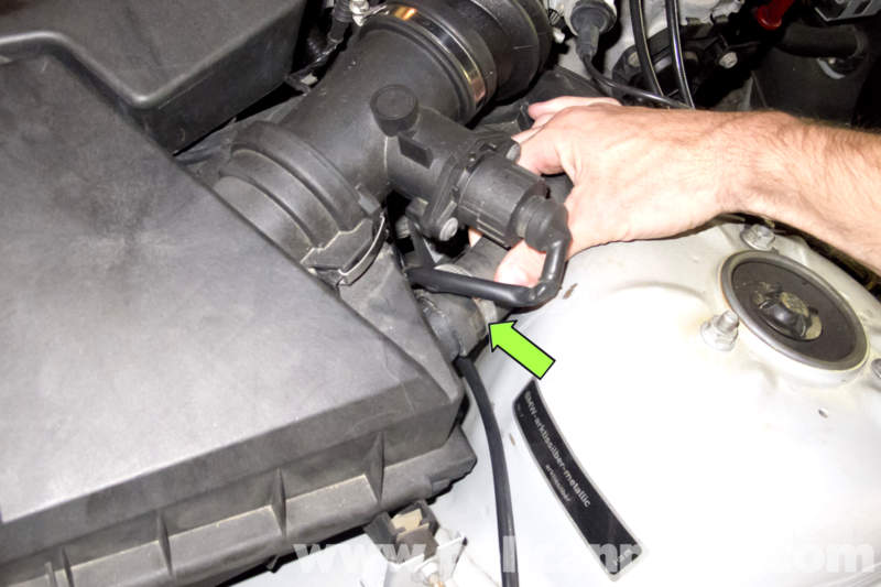 Bmw Z3 Secondary Air System Testing 1996 2002 Pelican