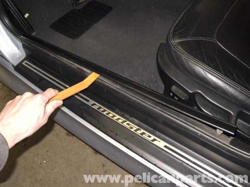 Bmw Z3 Door Sill Molding Replacement 1996 2002 Pelican
