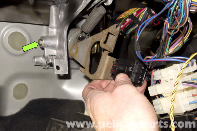 Bmw Z3 Brake Light Switch Replacement 1996 2002