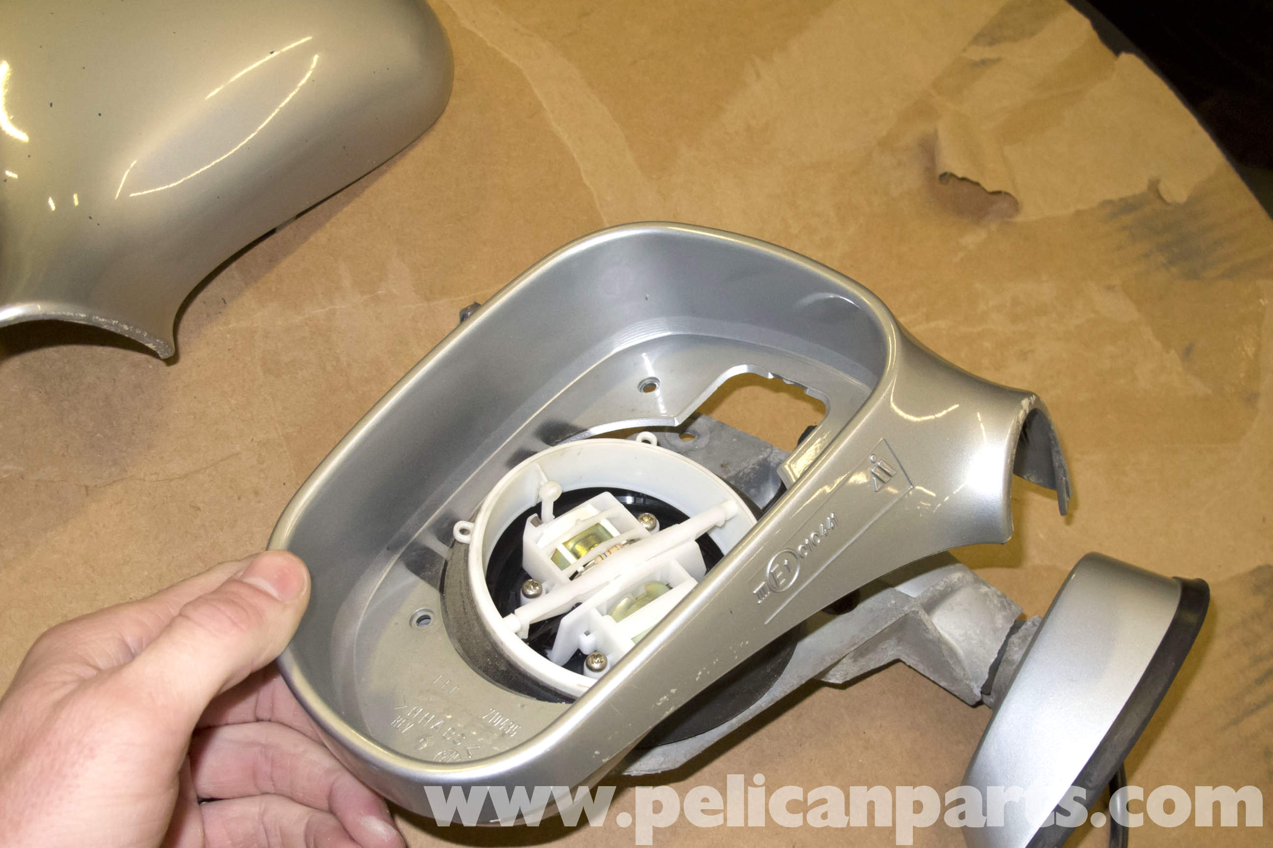 Bmw Z3 Exterior Mirror Replacement 1996 2002 Pelican