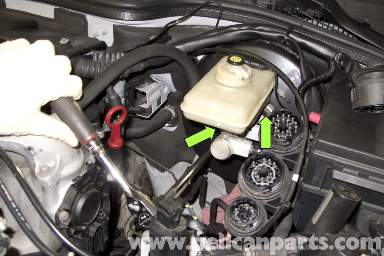 Bmw Z3 Brake Master Cylinder Replacement 1996 2002