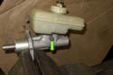 The next few steps only have to be performed if your new master cylinder did not come with a reservoir.