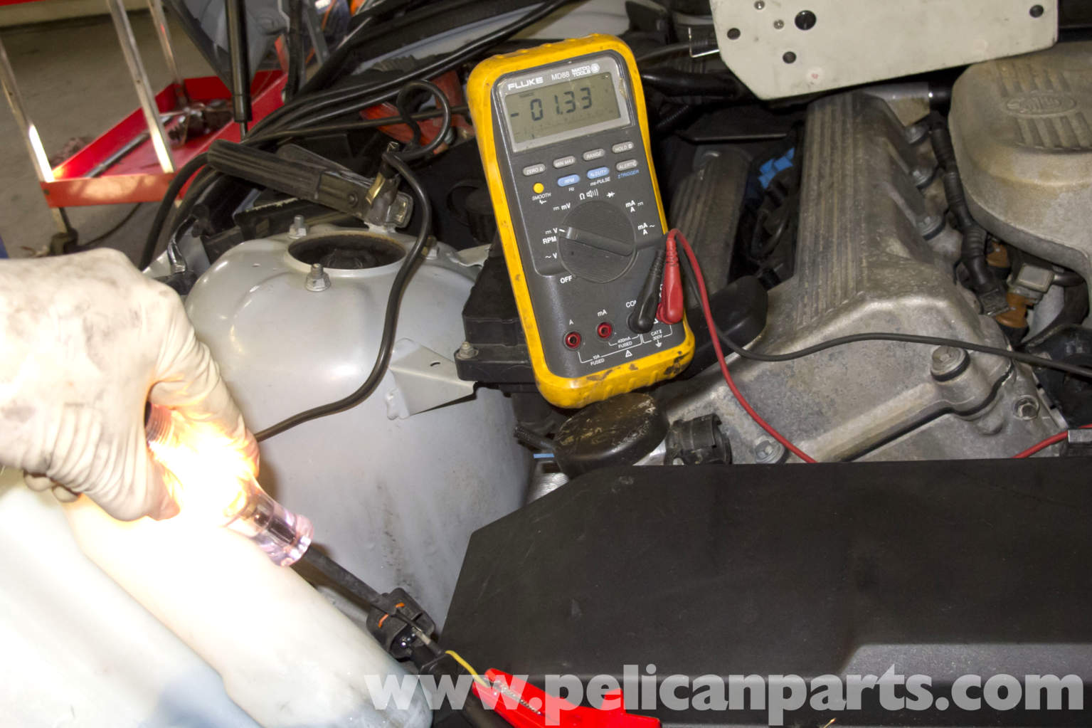 Bmw Z3 Washer Pump Testing And Replacement 1996 2002