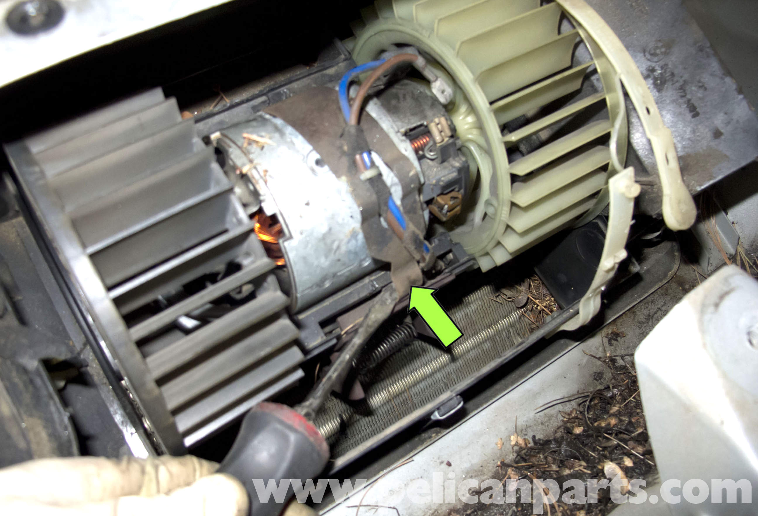 bmw z3 blower motor replacement 1996 2002 pelican