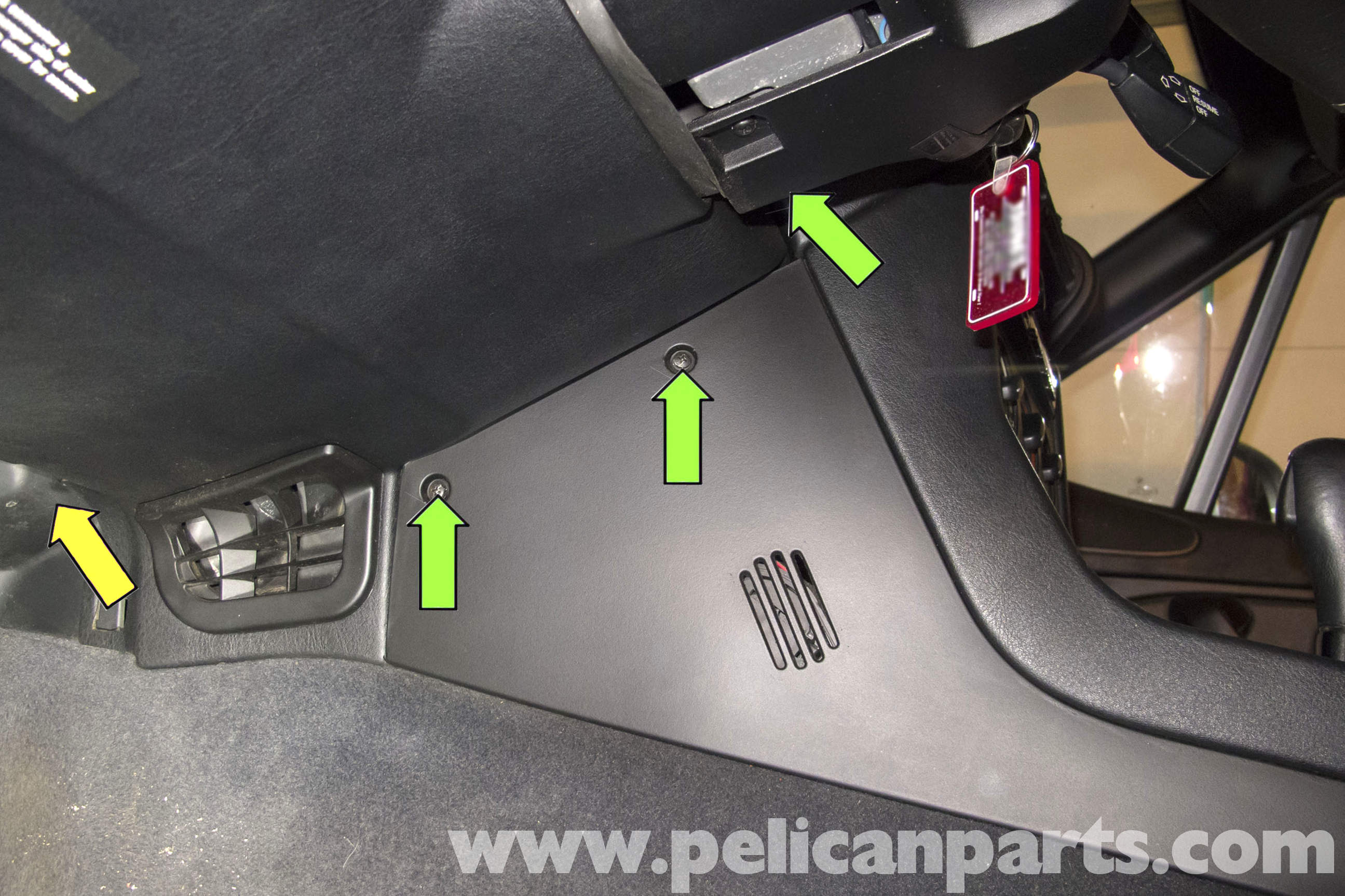 Bmw Z3 Center Console Replacement 1996 2002 Pelican