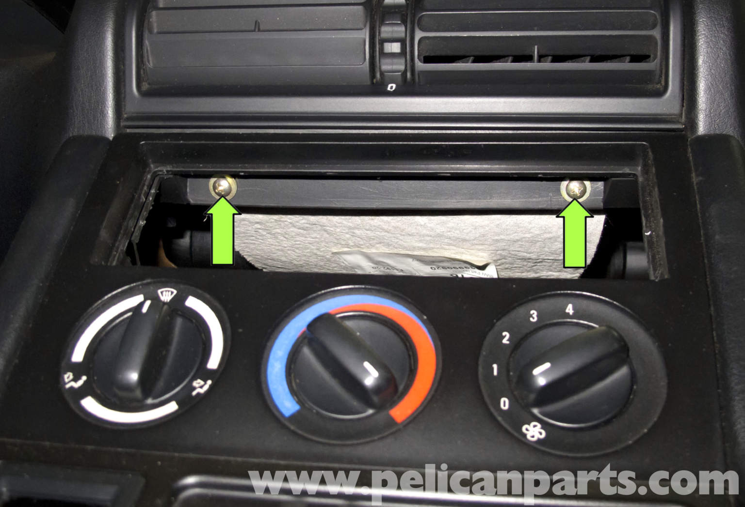 Pic on Bmw Z3 Center Console Trim