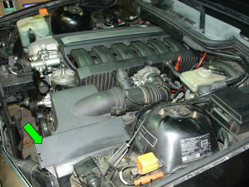 Bmw E30 E36 Air Filter Replacement 3 Series 1983 1999