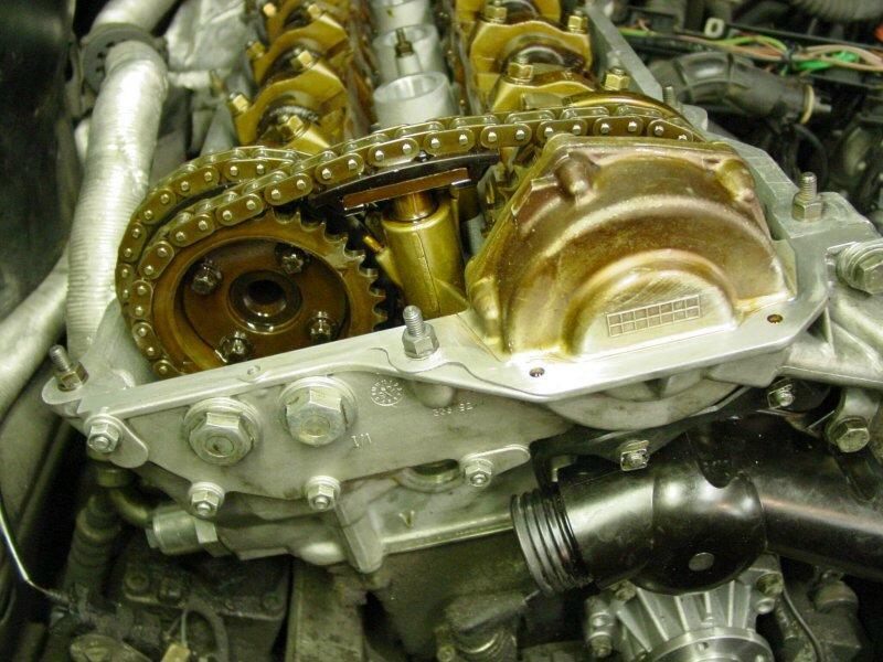 Bmw E30 E36 Camshaft Timing And Vanos Unit Installation