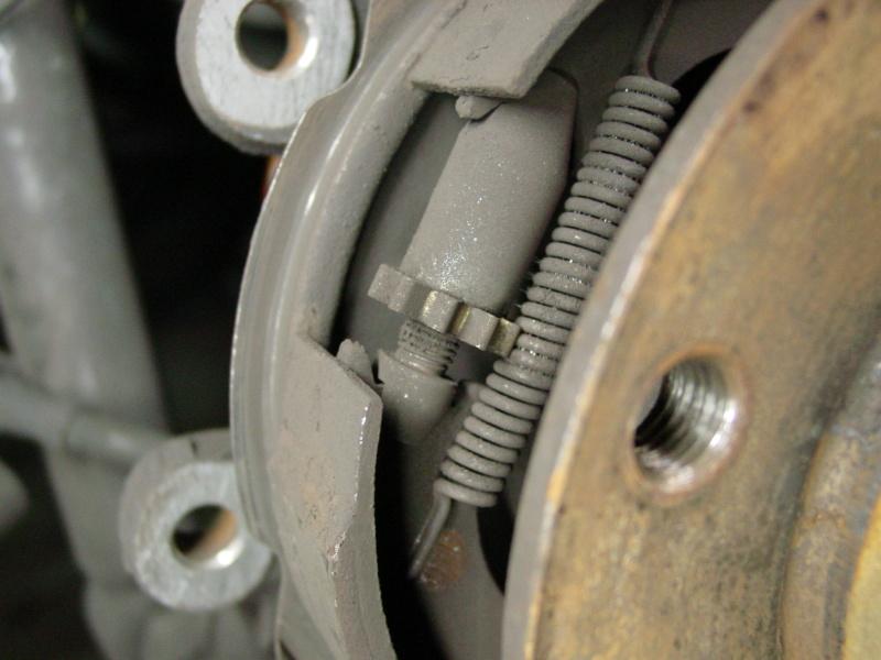 Pelican Technical Article E Brake Adjustment